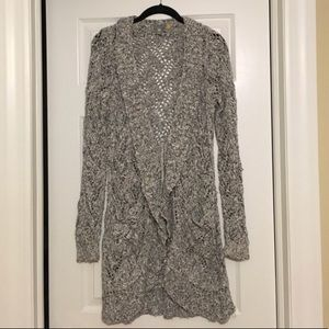 Anthropologie's 'Knitted&Knotted' Cardigan, Size S
